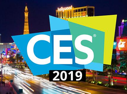 CES Beurs 2019 Bron CES