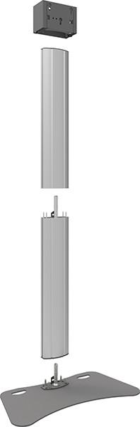 standaard voor Hypervsn kit