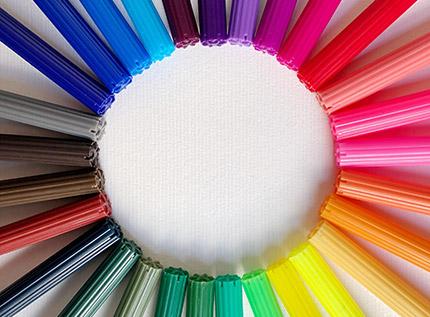 Kleurcirkel Betekenis Op Website Hyperfocus