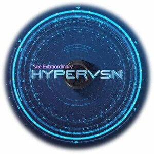 Hypervsn hologram display. Het eerste betaalbare systeem ondersteund door Hyperfocus