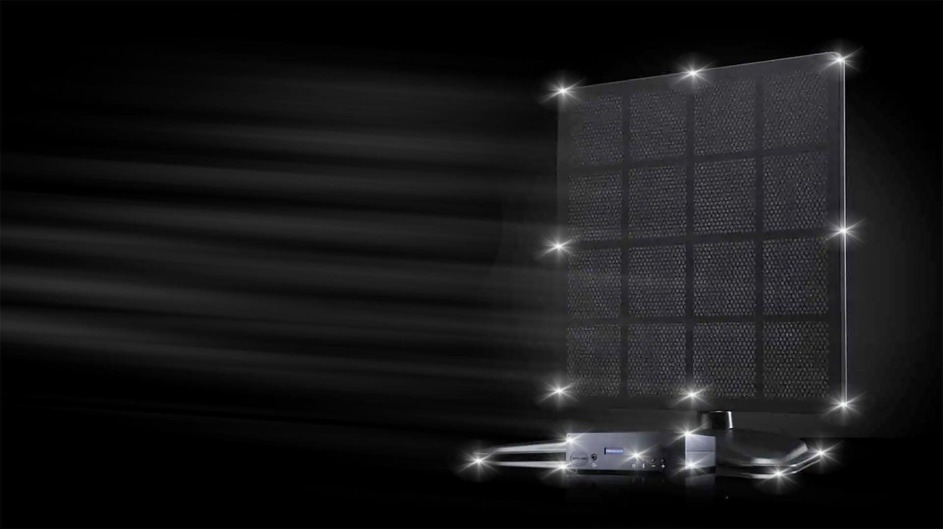 Focusonics Speaker, Directional Speakers
