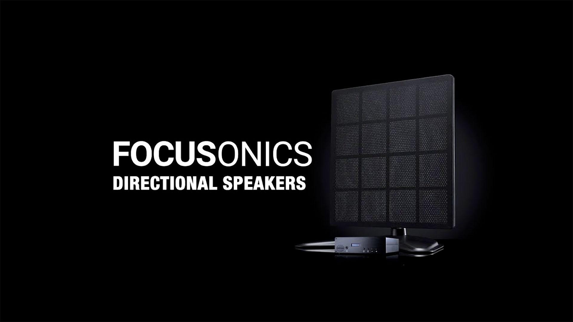 Focusonics Directional Speaker Op Website Hyperfocus